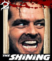 Number 2 - The Shining - Average Rank Score: 488, Appears in 8 Polls