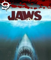 Number 9 - Jaws - Average Rank Score: 11.14, Appears in 7 Polls