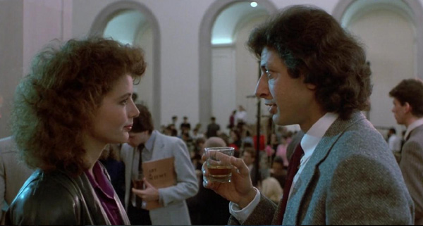 Image result for geena davis jeff goldblum the fly images