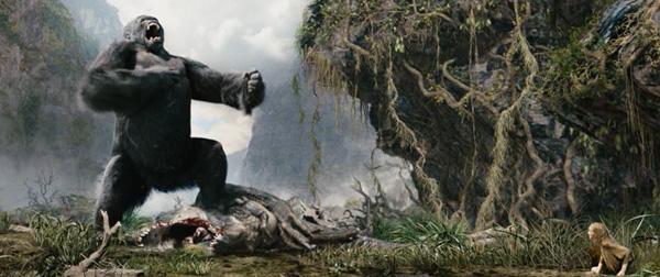 George Rampage Vs King Kong 2005 Toho Kingdom
