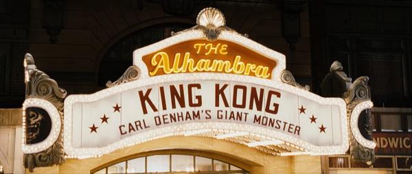 Resultado de imagen de alhambra theatre king kong