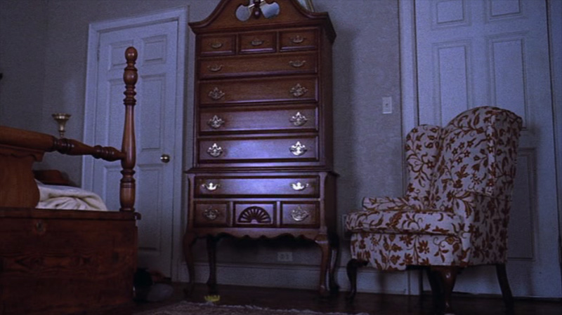 The Exorcist- the Bedroom.
